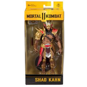 Mortal Kombat Series 5 7-Inch Action Figure Shao Kahn