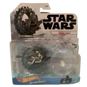 Star Wars Hot Wheels Starships 2021 Mix 2 Vehicles General Grevious Wheelbike