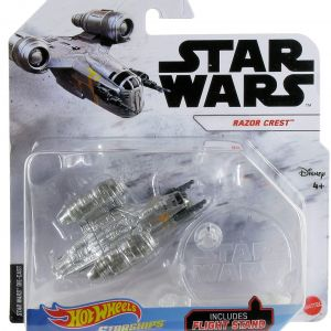 Star Wars Hot Wheels Starships 2021 Vehicles Razor Crest