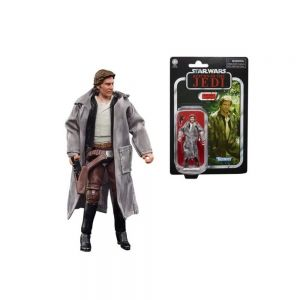 Star Wars The Vintage Collection 3.75 Inch Action Figure Han Solo Endor