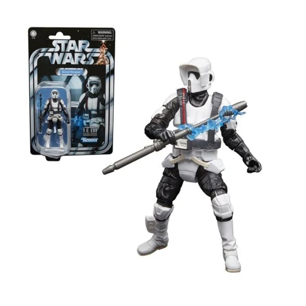 Star Wars The Vintage Collection 3.75 Inch Action Figure Shock Scout Trooper