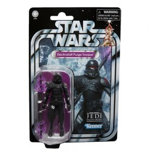 Star Wars The Vintage Collection Gaming Greats 3.75 Inch Action Figure Electrostaff Purge Trooper - Exclusive