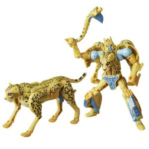 Transformers Generations Kingdom Deluxe Wave 1 Cheetor