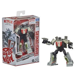 Transformers Generations War for Cybertron Series Deluxe Wheeljack