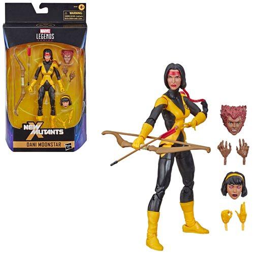 X-Men Marvel Legends 6-Inch Action Figure Dani Moonstar Exclusive