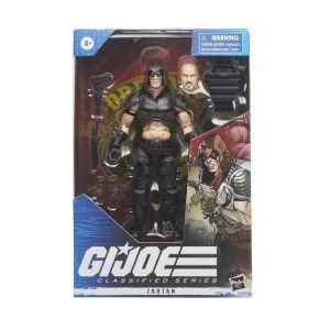 G.I. Joe Classified Series 6 Inch Action Figure Zartan