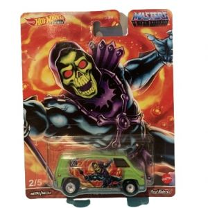 Hot Wheels Pop Culture 2021 MOTU Mix 1 Vehicles 70's Van Skeletor