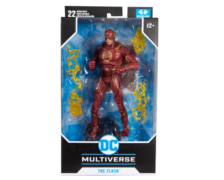 Injustice 2 DC Gaming 7 Inch Action Figure Wave 3 Flash