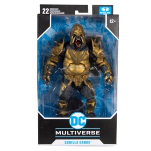 Injustice 2 DC Gaming 7 Inch Action Figure Wave 3 Gorilla God