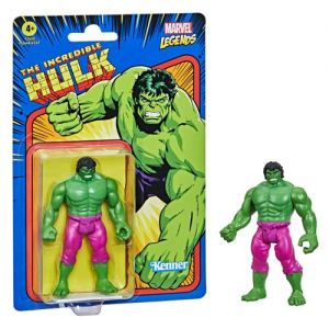 Marvel Legends Retro 375 Collection 3.75 Inch Action Figure Wave 1 Hulk