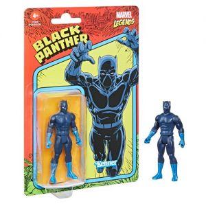 Marvel Legends Retro 375 Collection 3.75 Inch Action Figure Wave 2 Black Panther