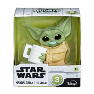 Star Wars The Mandalorian Baby Bounties Wave 3 Blue Milk Mustache