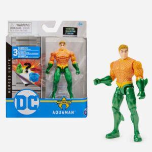 DC Comics Universe 4-Inch Action Figure Aquaman