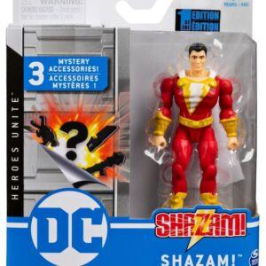 DC Comics Universe 4-Inch Action Figure Shazam