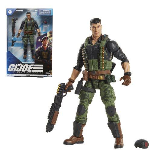 G.I. Joe Classified 6 Inch Action Figure Flint