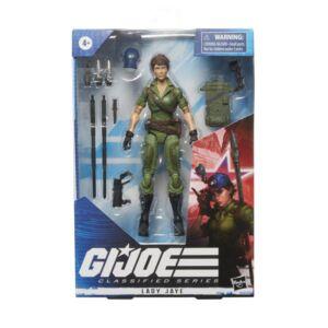 G.I. Joe Classified Series 6-Inch Action Figure Lady Jaye
