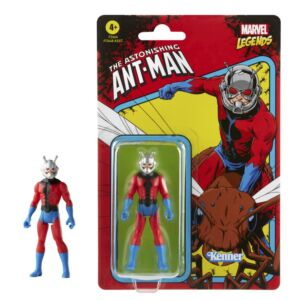 Marvel Legends Retro 375 Collection 3.75 Inch Action Figure Wave 3 Ant Man