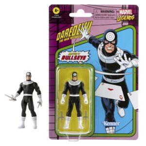 Marvel Legends Retro 375 Collection 3.75 Inch Action Figure Wave 3 Bullseye