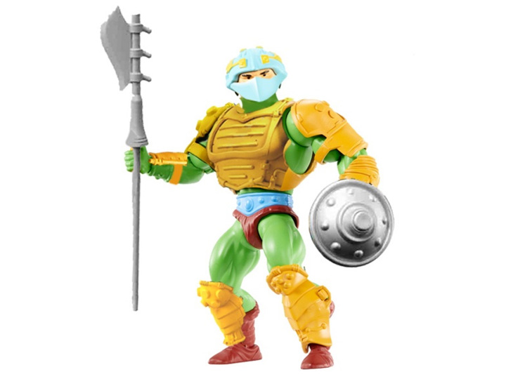 Masters of the Universe Origins 5.5 inch Action Figure Eternian Royal Guard Exclusive