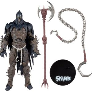 Spawn's Universe 7 Inch Action Figure Raven Spawn Deluxe