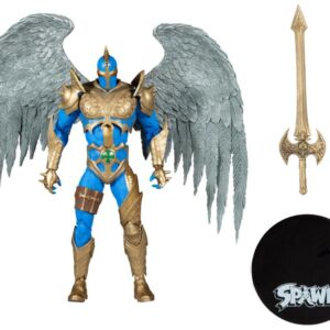 Spawn's Universe 7 Inch Action Figure Redeemer Deluxe