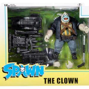 Spawn's Universe Clown Deluxe Action Figure
