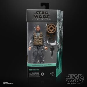 Star Wars The Black Series 6 Inch Action Figure Bodhi Rook (Rogue One)