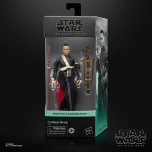 Star Wars The Black Series 6 Inch Action Figure Chirrut Imwe (Rogue One)