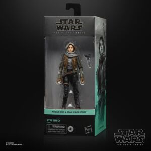 Star Wars The Black Series 6 Inch Action Figure Jyn Erso