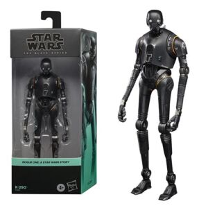Star Wars The Black Series 6 Inch Action Figure K-2SO (Rogue One)