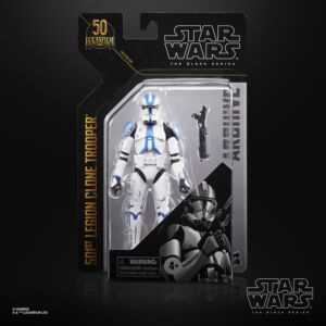 Star Wars The Black Series Archive 6 Inch Action Figure 501st Legion Clone Trooper