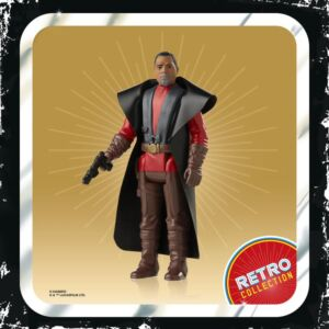 Star Wars The Retro Collection 3.75 Inch Action Figure Greef Karga