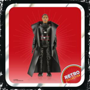 Star Wars The Retro Collection 3.75 Inch Action Figure Moff Gideon