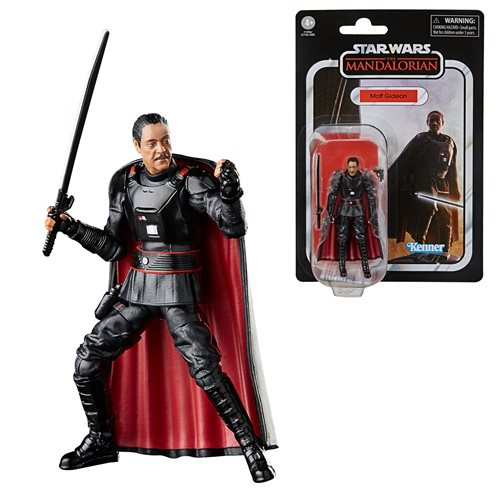 Star Wars The Vintage Collection 3.75 Inch Action Figure Moff Gideon (The Mandalorian)