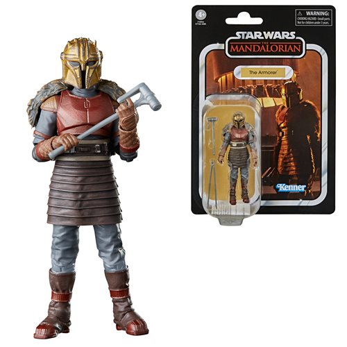 Star Wars The Vintage Collection 3.75 Inch Action Figure The Armorer