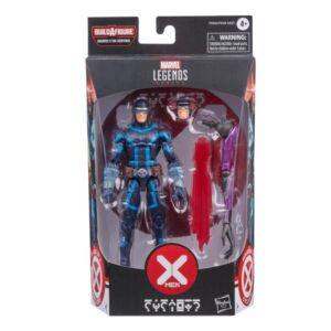 X-Men Marvel Legends 6 Inch Action Figure Wave 1 Cyclops (Tri Sentinel BAF)