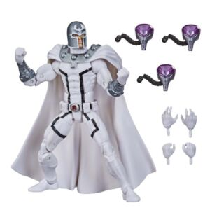 X-Men Marvel Legends 6 Inch Action Figure Wave 1 Magneto (Tri Sentinel BAF)