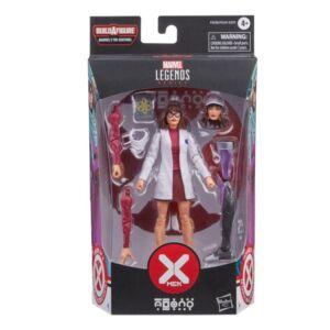 X-Men Marvel Legends 6 Inch Action Figure Wave 1 Moira MacTaggert (Tre Sentinel BAF)