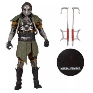 Mortal Kombat Series 6 7 Inch Action Figure Kabal