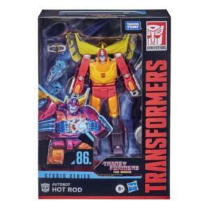 Transformers Studio Series 86 Voyager Autobot Hot Rod