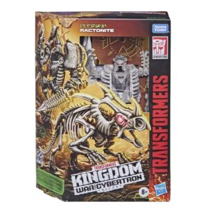 Transformers War for Cybertron Kingdom Deluxe Ractonite