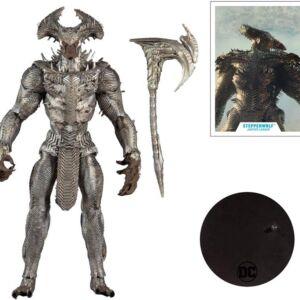 DC Zack Snyder Justice League Steppenwolf 10-Inch Mega Figure