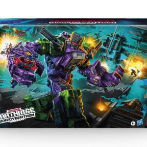 Transformers Generations War for Cybertron Earthrise Titan Scorponok