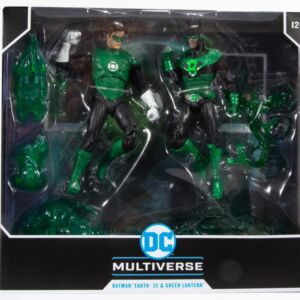 Dark Nights - Metal DC Multiverse Batman Earth-32 (Dawnbreaker) & Green Lantern 2-Pack