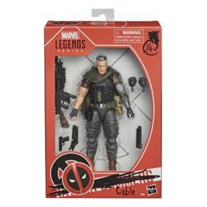 Deadpool Marvel Legends Movie Cable 6 Inch Action Figure