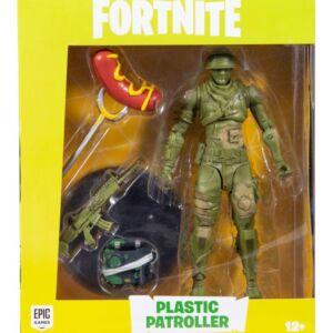 Fortnite Plastic Patroller 7-Inch Deluxe Action Figure