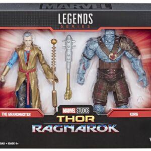 Marvel Legends 80th Anniversary 6-Inch Action Figure Grandmaster and Korg
