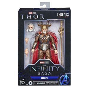 Marvel Legends Infinity Saga 6-Inch Action Figure Odin