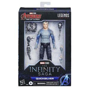 Marvel Legends Infinity Saga 6-Inch Action Figure Quicksilver
