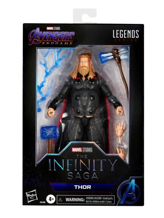 Marvel Legends Infinity Saga 6-Inch Action Figure Thor